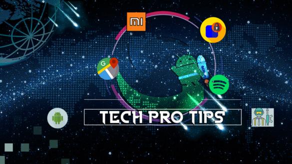 Tech Pro Tips