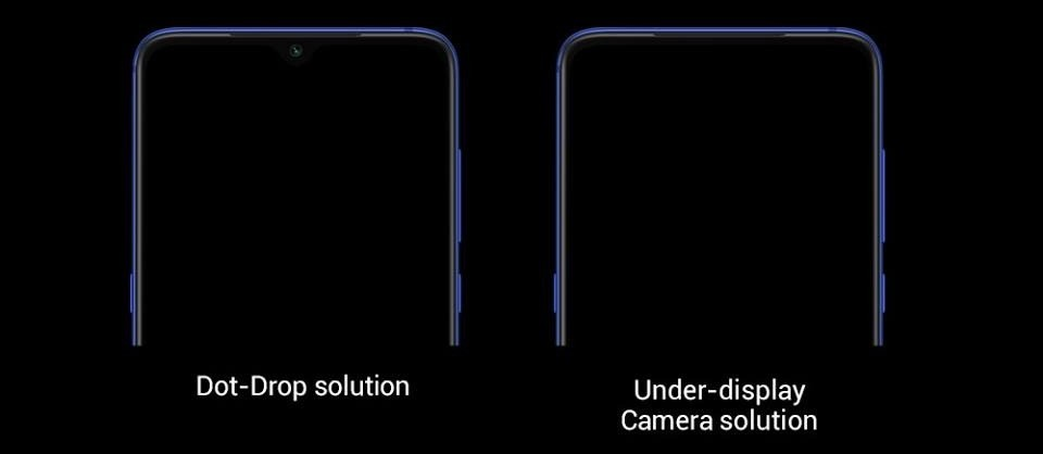 World's First Under-Display Selfie Sensor by OPPO and  Xiaomi