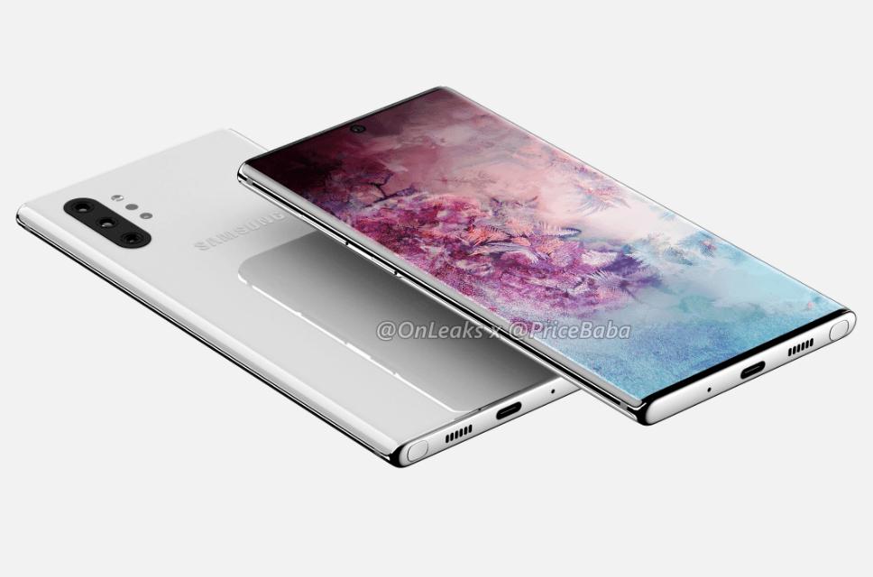 Samsung Galaxy Note 10 Pro confirmed Renders Leaks