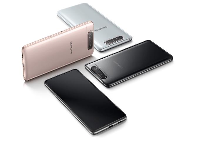 Samsung Galaxy A80 256GB Configuration Surfaced on TENAA Listing