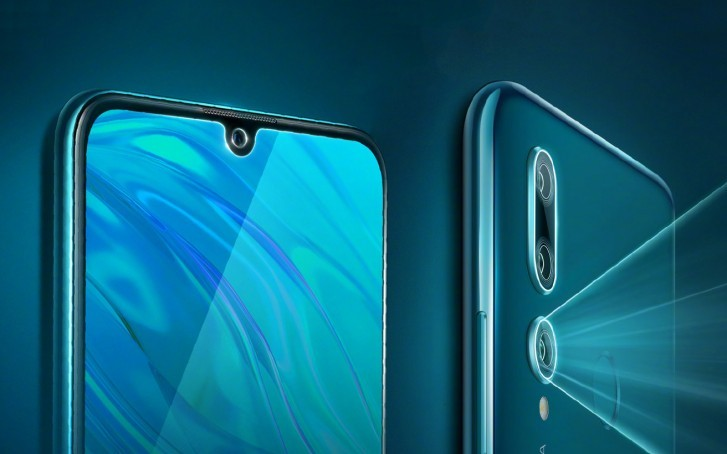 Unknown HUAWEI ART-TL00X with punch hole Mysterious Specification