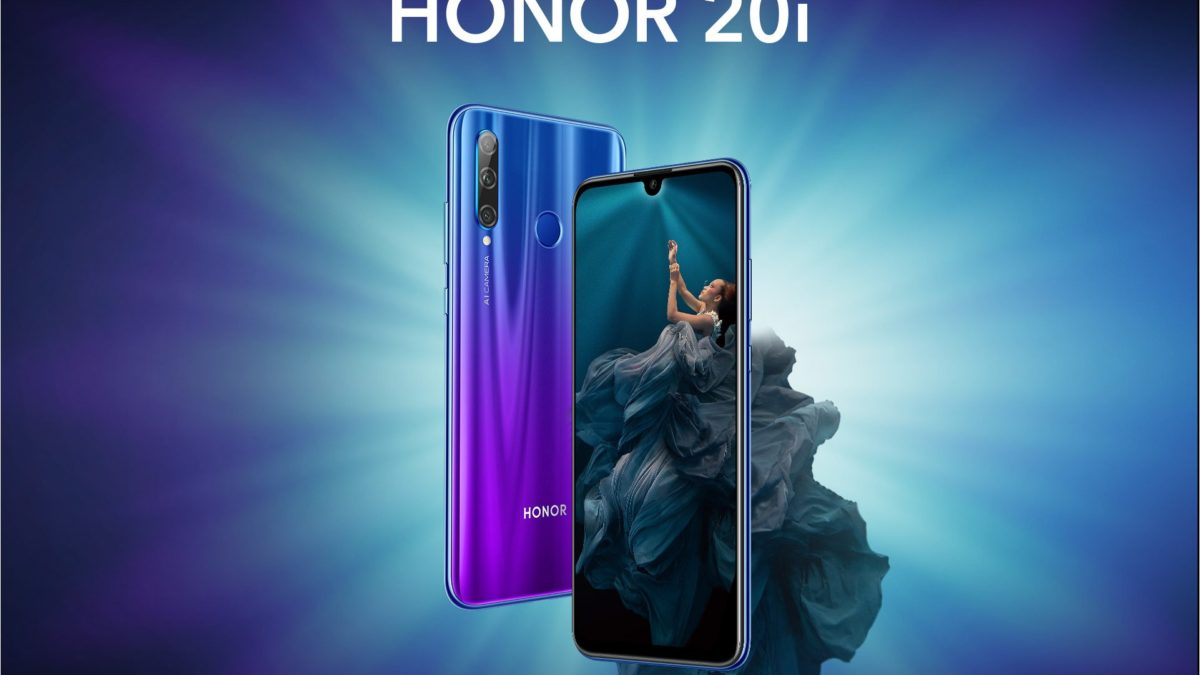 Honor 20i with Kirin 710 SoC & Triple Rear Cameras Launch, Price in India