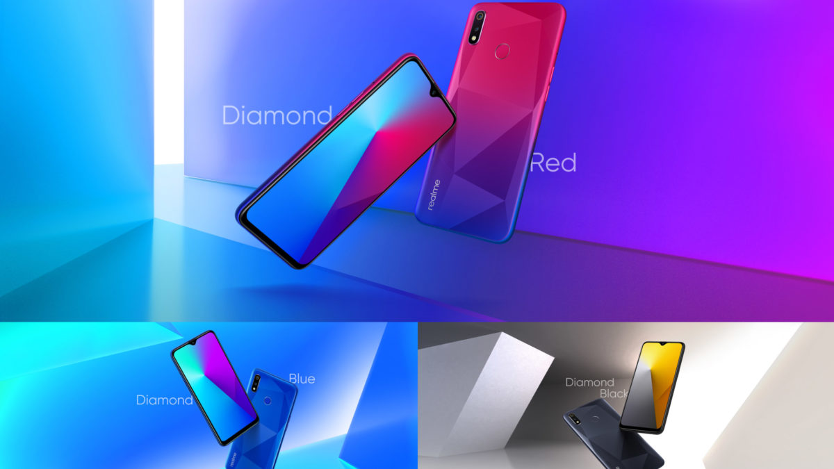 Realme 3i launched with MediaTek Helio P60 Soc with 4Gb RAM