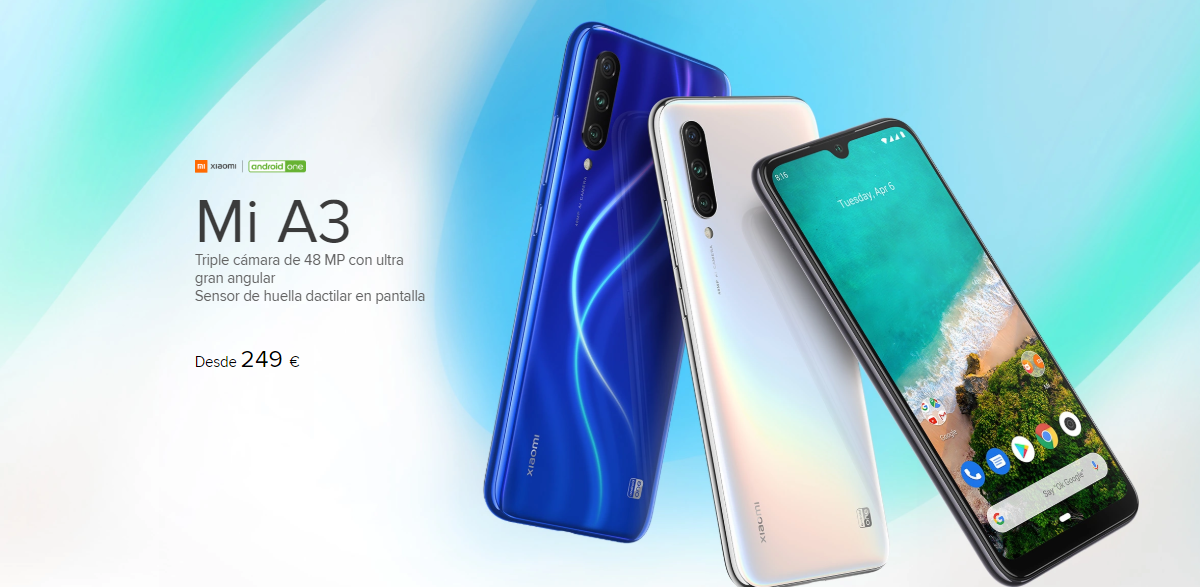 Xioami Mi A3 launched in Spain, Full specification & Price