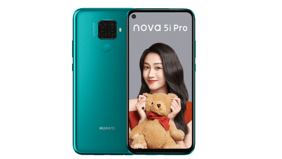 Huawei Nova 5i Pro Launched in China; Full Specification & Price