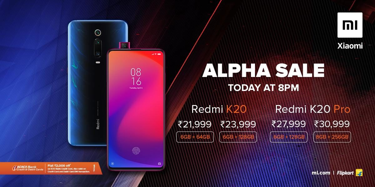 Redmi K20 and K20 Launched in India, Full Specification & Price