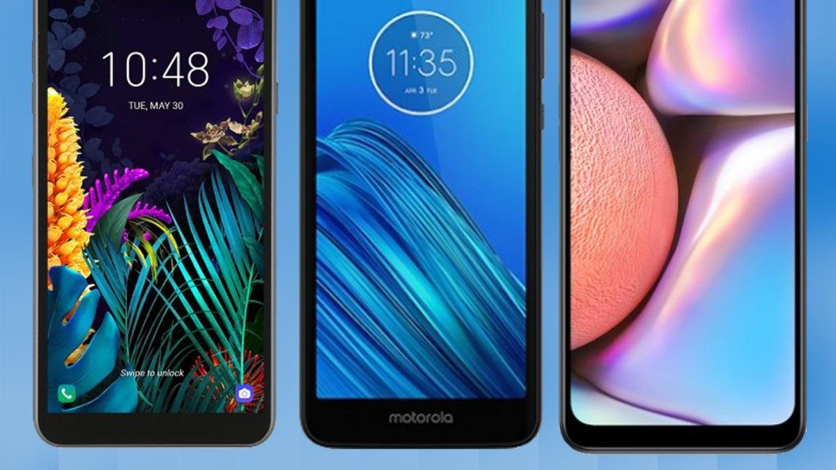 Samsung Galaxy A10s, Motorola Moto E6, Motorola X2 (2019) listed on Android Enterprise website