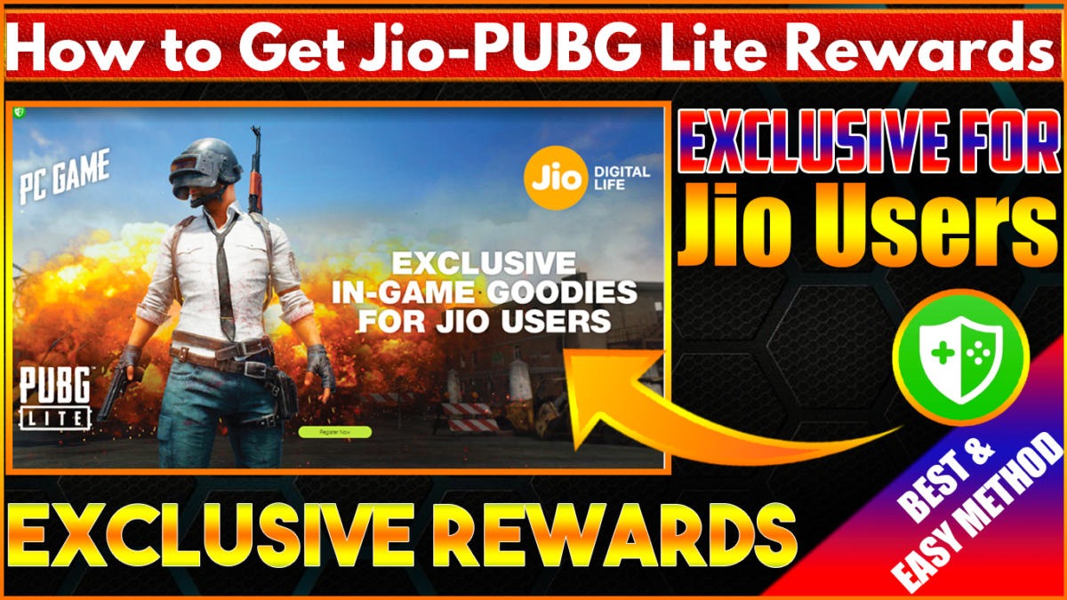 Jio-PUBG Lite: How to Get Exclusive In-Game Rewards for Jio Users