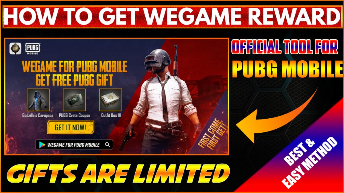 Download WeGame for PUBG Mobile APK: WeGame Game Booster Download