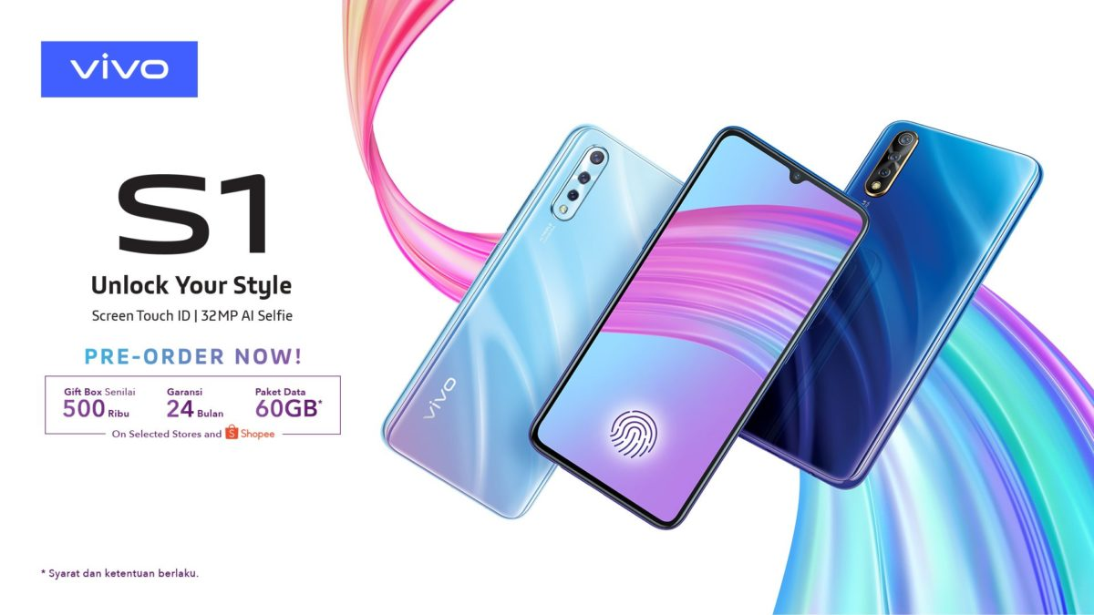 Vivo S1 launched in Indonesia, full specification & price