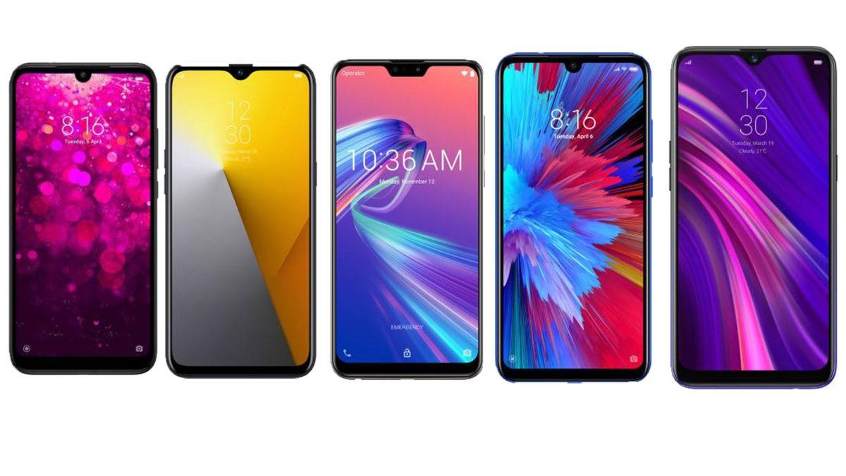 Top 5 Best Smartphone Under 10,000 in  2019