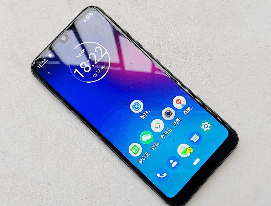 Moto E6 Plus Live Images reveals, full Specification