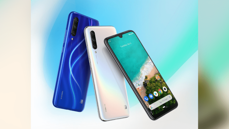 Xiaomi Mi A3 Android One Smartphone Launched in India on August 23