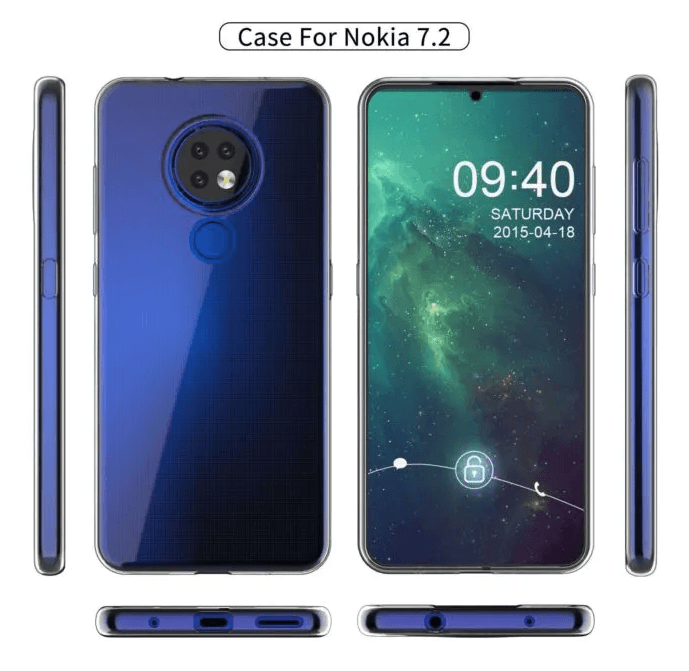 Nokia 7.2 Leaked Ahead of Offical Launch: Rumors and Reports