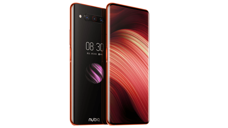 Nubia Z20 Launched in China with Snapdragon 855 Plus Soc