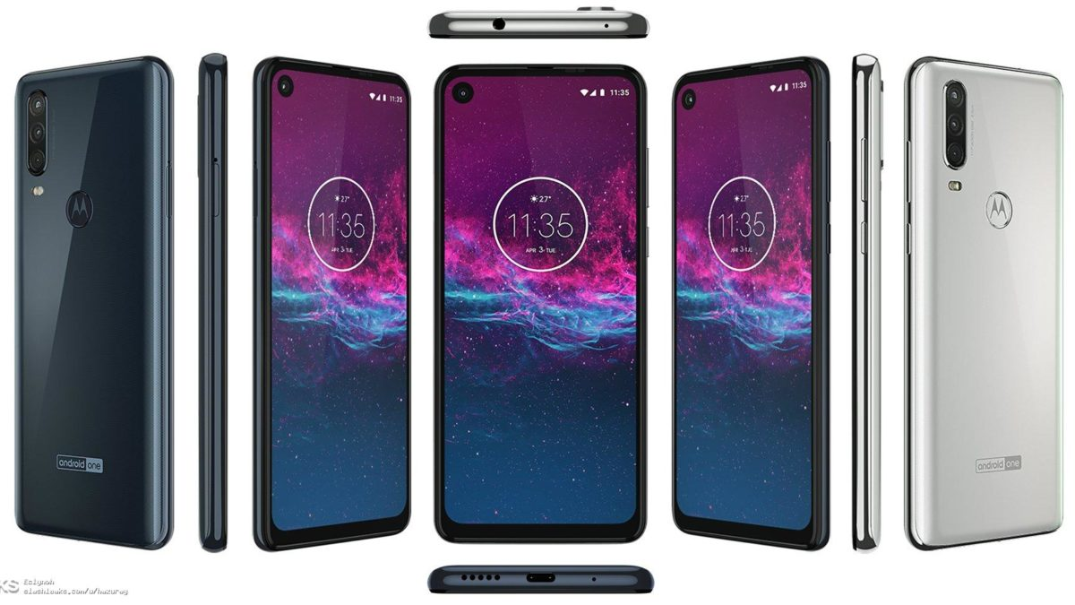Motorola One Action launched in Europe, full specification & price