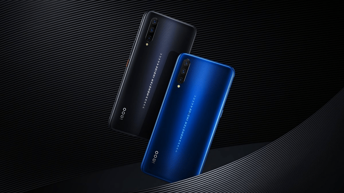 Vivo IQoo Pro and 5G Edition Officially Launched in China at 536 USD