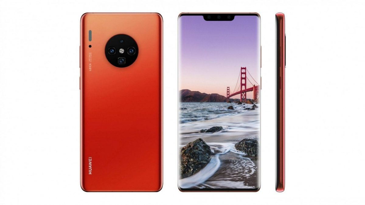 Huawei Mate 30 and 30 Pro Everything We Know About ahead of Launch.