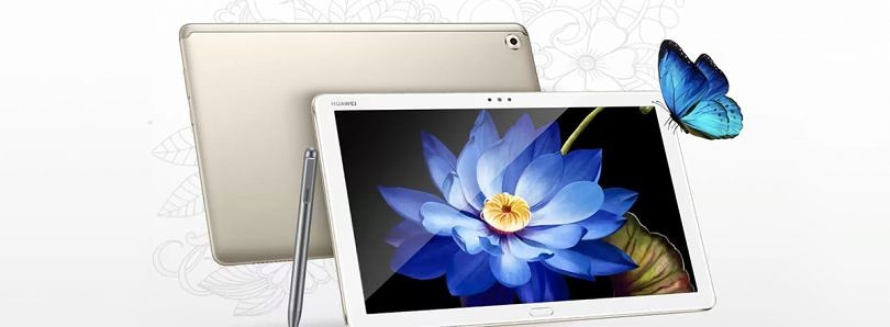 Huawei MediaPad M5 Lite with quad speakers, M-Pen  and 7,500mAh battery launched in India