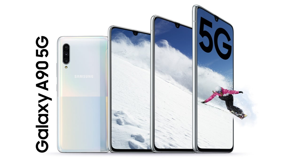 Samsung Galaxy A90 5G Launched in South Korea, key specs and Price