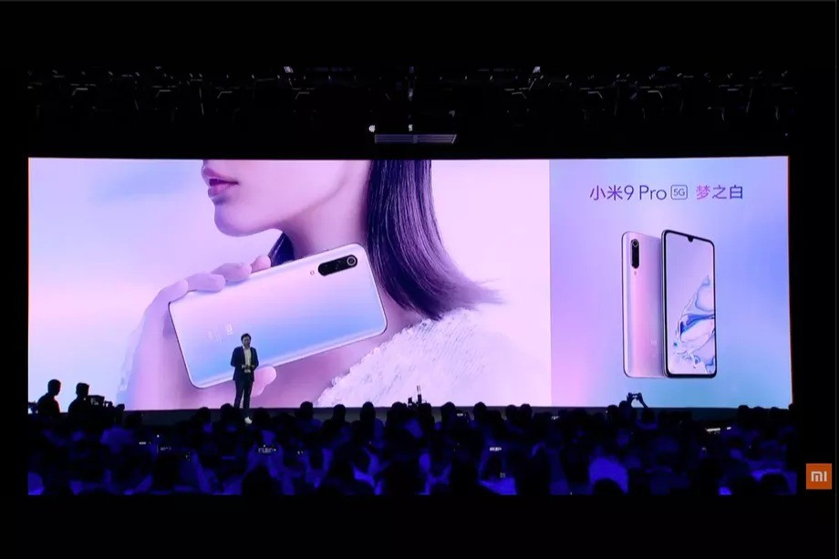 Xiaomi Mi 9 Pro 5G announces with 30W fast wireless charging, from $520