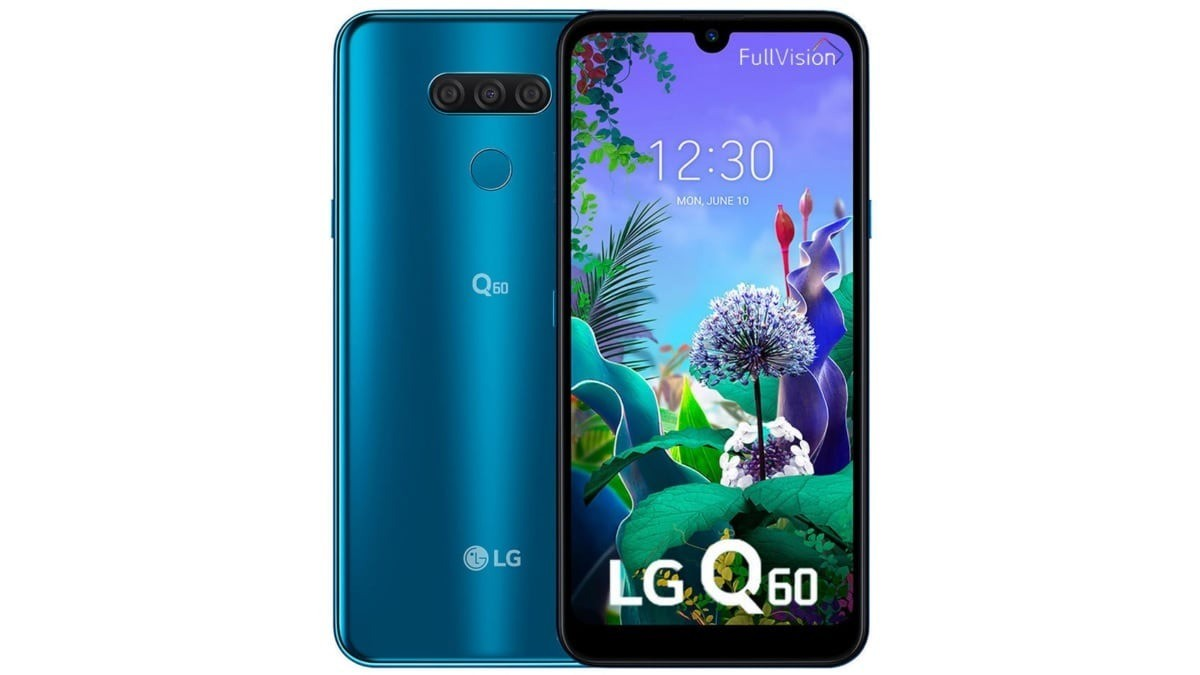 LG Q60 budget smartphone launched in India at Rs 13,490 From Octo 1st