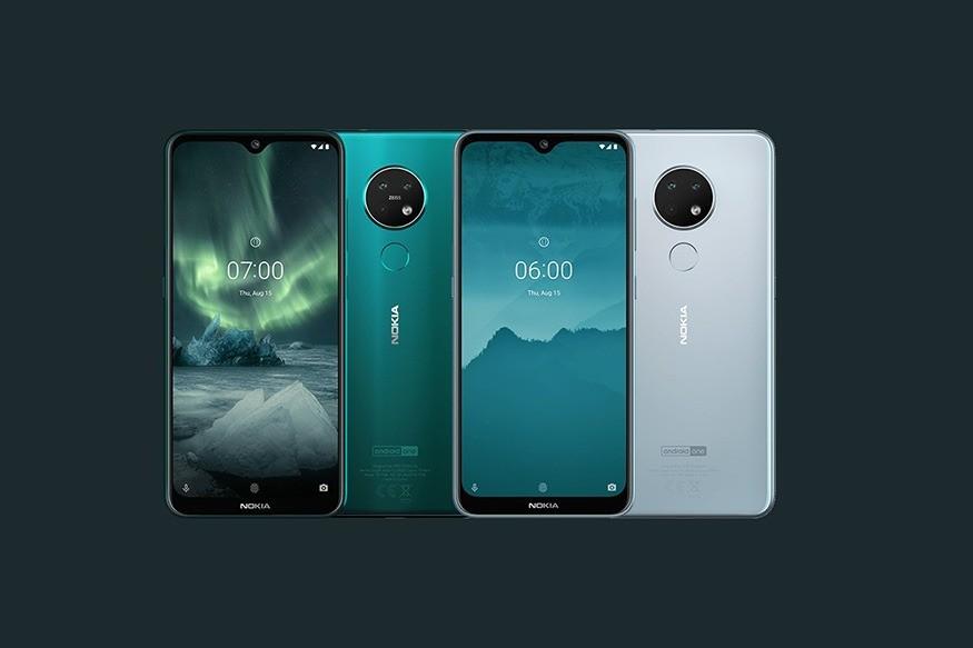 HMD Global Nokia 7.2, Nokia 6.2 Launched Mid-Range Smartphones.