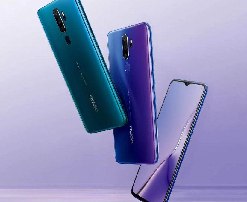 Oppo A11x with 5,000mAh battery, Quad camera launched in china, full specs