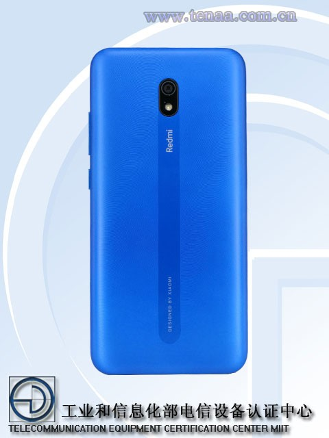 """Redmi 8A Specification revealed on TENNA, 5,000 mAh battery, 6.2"""" display"""