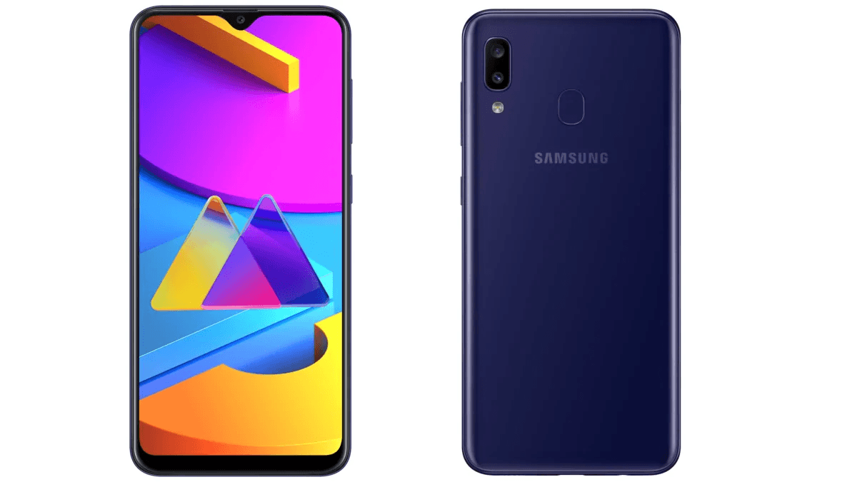 Samsung Galaxy M10s launched in India, Price 8,999 INR