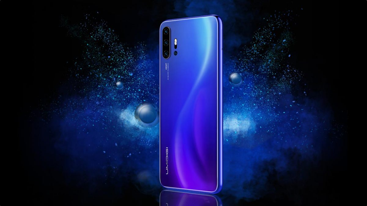 UMIDIGI officially Launched With 5150mAh, 48MP and Android 10 Globally