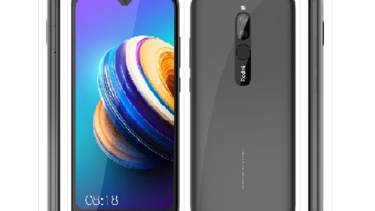Xiaomi Redmi 8 Render Leaked, Key specs and price by China Telecom
