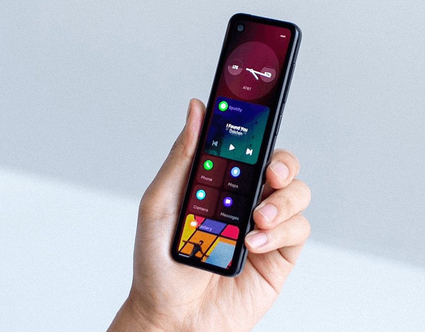 Essential Confirmed Project Gem smartphone with colour shifting Design