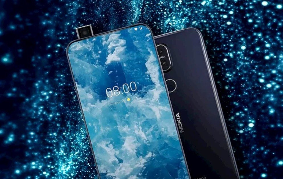 Nokia 8.2 pop-up Camera, 5G Support and Snapdragon 735