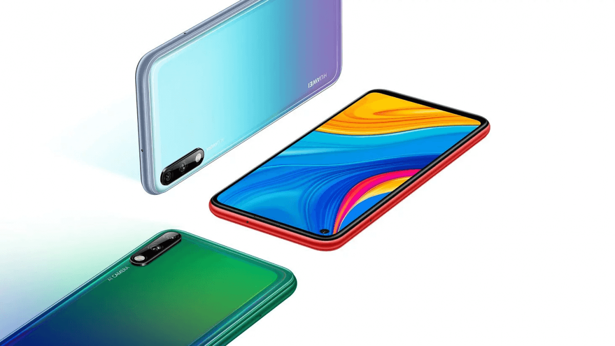 Huawei Enjoy 10 launched in China with Punch-Hole display, Full specs and Price
