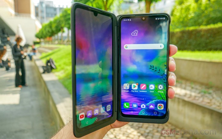 LG G8x ThinQ Launched in India: Specs, Price and Availability
