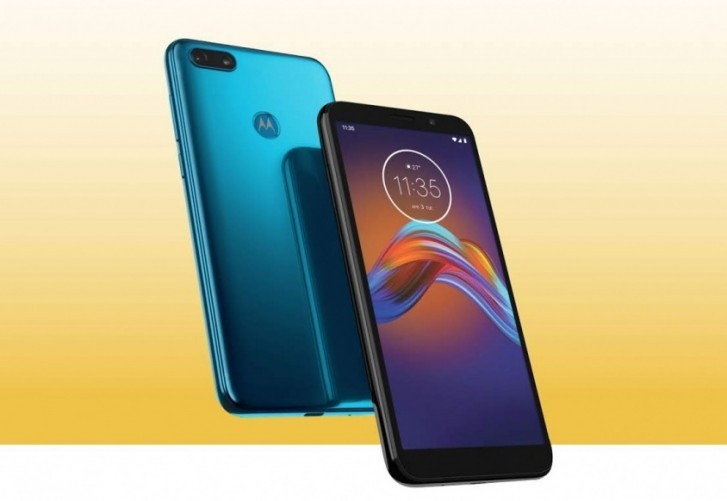 Motorola E6 Play Entry-Level Smartphone launched in Brazil, full specs