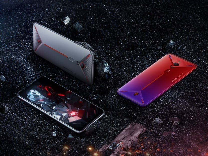 Nubia Red Magic 3S launch Soon in India with Snapdragon 855+