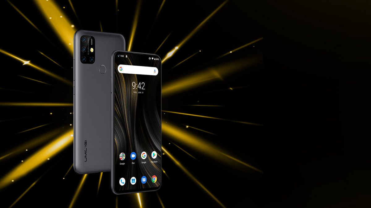 UMIDIGI Power 3 with 48MP Quad camera and 6,150mAh battery Launched, full specs and price