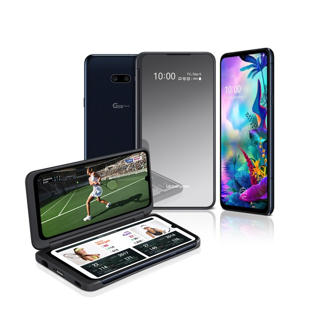 LG G8x ThinQ launch soon in Us On 1 November, Price and specification