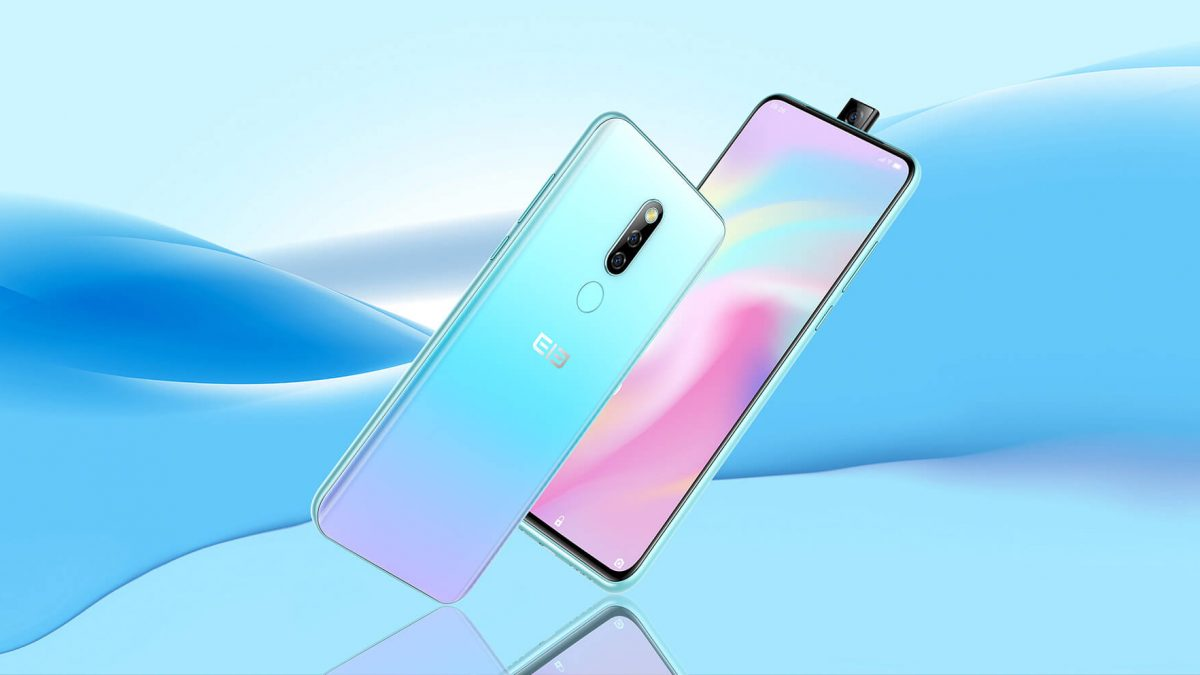 Elephone PX Official Launch With Pop-up Camera and 93.1% Screen