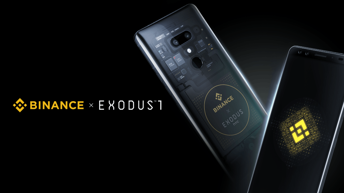 HTC EXODUS 1 BINANCE EDITION launched in Singapore, full specs and Price