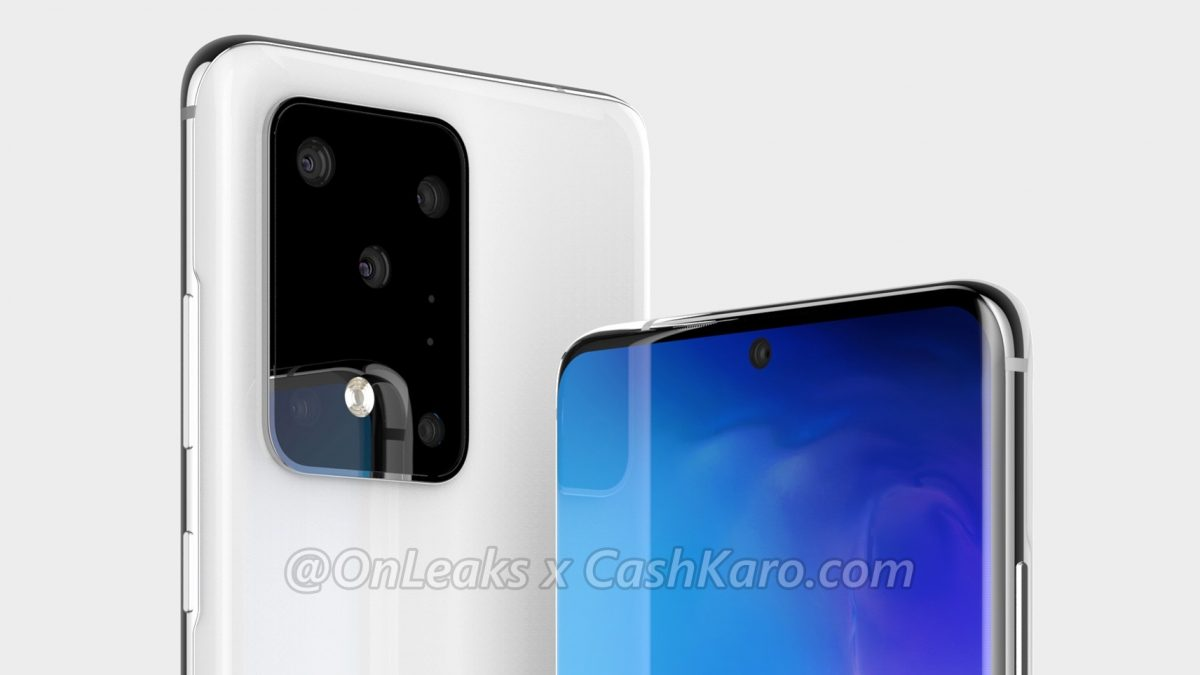 Samsung Galaxy S10 Series Will be Called Galaxy S20 Series: Tipster