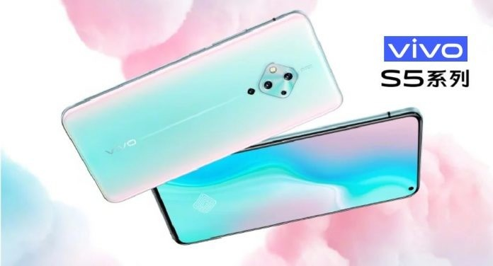 [UPDATE] Vivo S5 Will feature Diamond Quad-Rear cameras and Punch-Hole Display