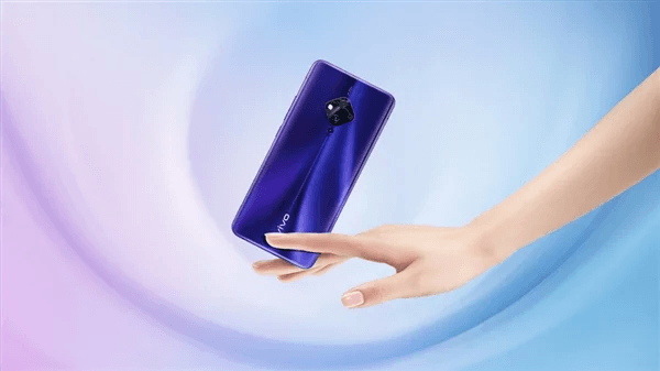 Vivo S5 Launched in China With Diamond-shaped Quad cameras at ~$384