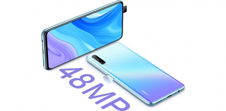 Huawei P Smart Pro launched with 48MP Triple Rear Camera and Kirin 710F, Full Specs and Price
