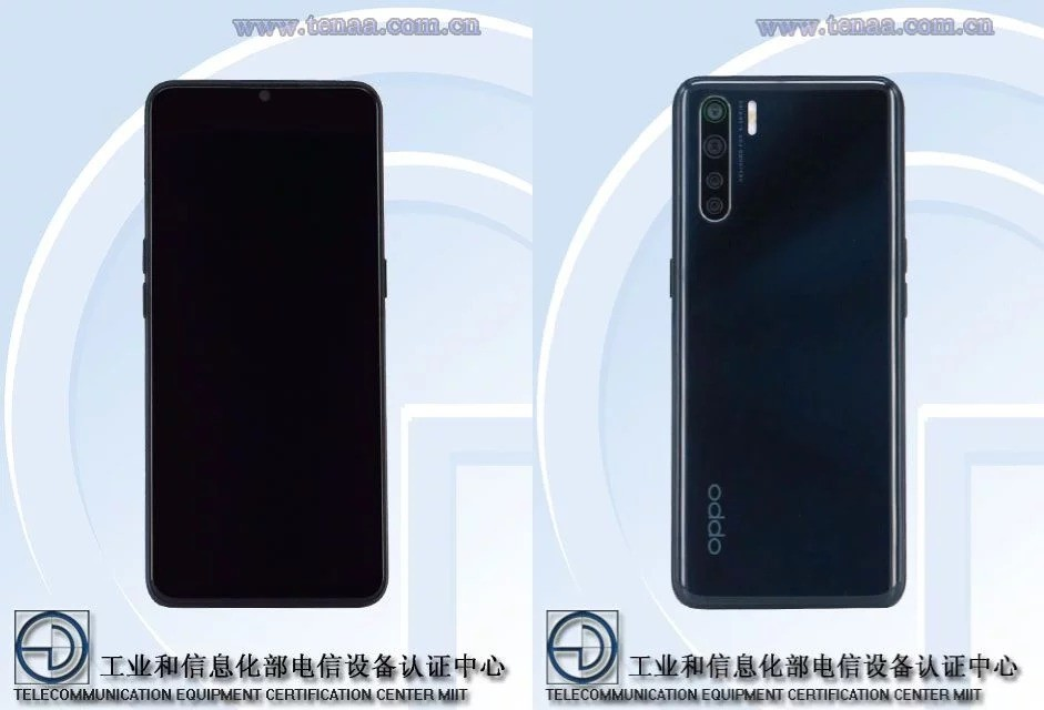 OPPO A8, A91 renders leaked Specifications Surface on TENAA and Promotional Poster