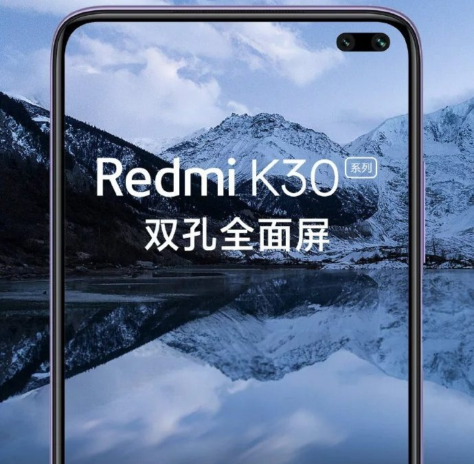 Redmi K30 5G With 64MP Sony IMX686, 6.67-Inch and Snapdragon 765G