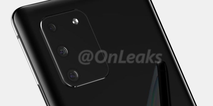 Samsung Galaxy S10 Lite Full specification leaked, SD855 and Triple Rear Camera