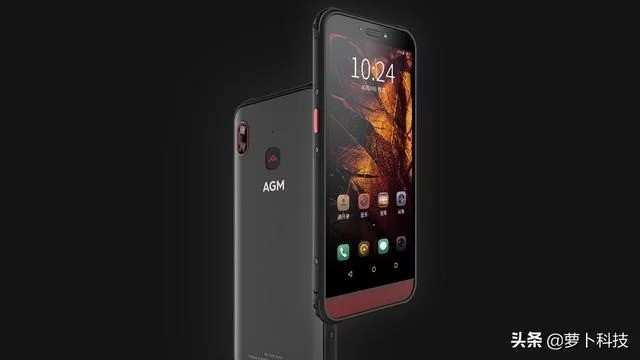 AGN H2 Rugged Smartphone With 106db Speaker and IP68 Launched